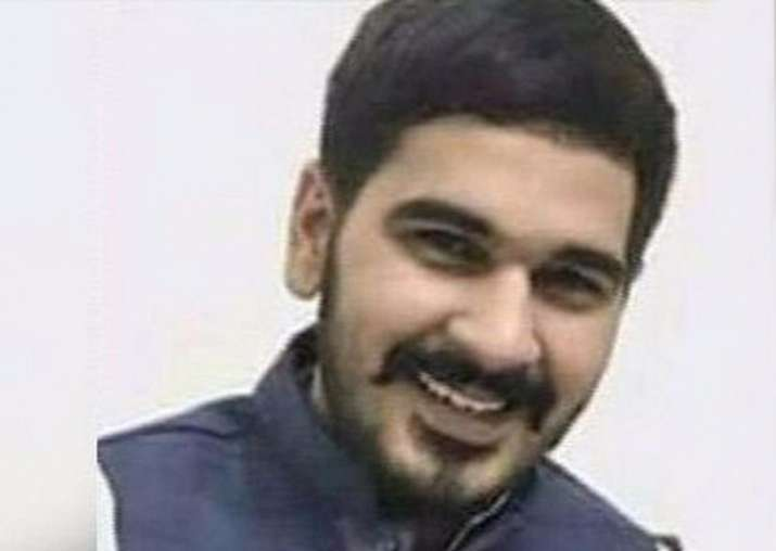 File pic of Vikas Barala