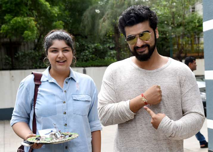 India Tv - Arjun Kapoor, Anshula Kapoor