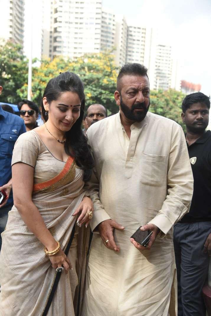 India Tv - Sanjay Dutt, Manyata