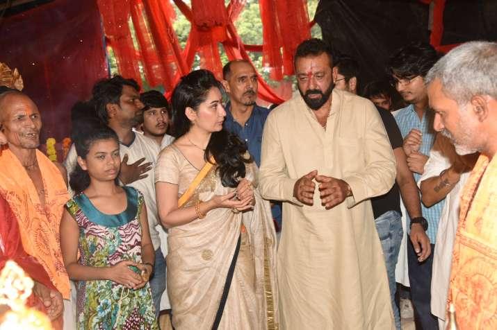 India Tv - Sanjay Dutt, Manyata Dutt