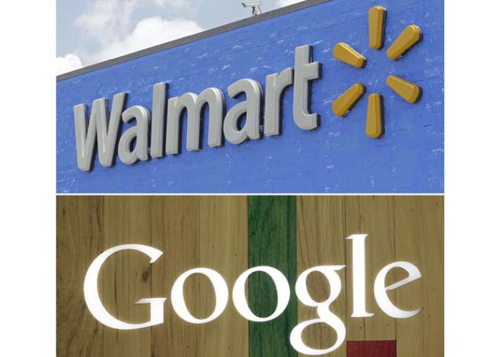 Google, Walmart float new e-commerce venture