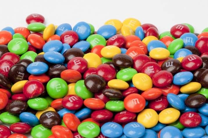 M m chocolates