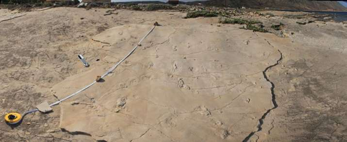 Footprints, greece, india tv