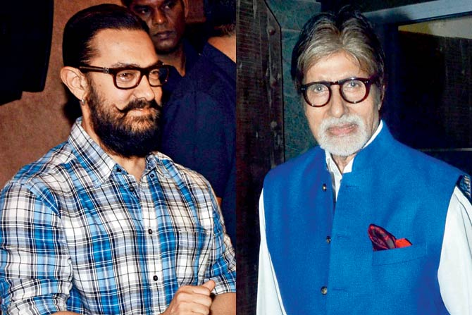 Amitabh Bachchan reveals why Thugs Of Hindostan cast were