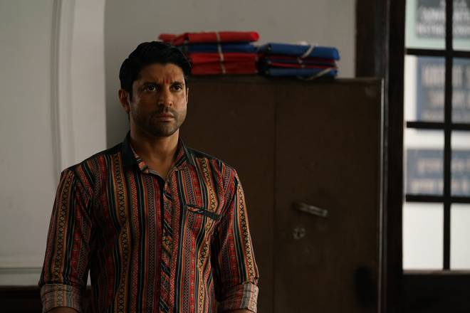 India Tv - Lucknow Central Farhan Akhtar