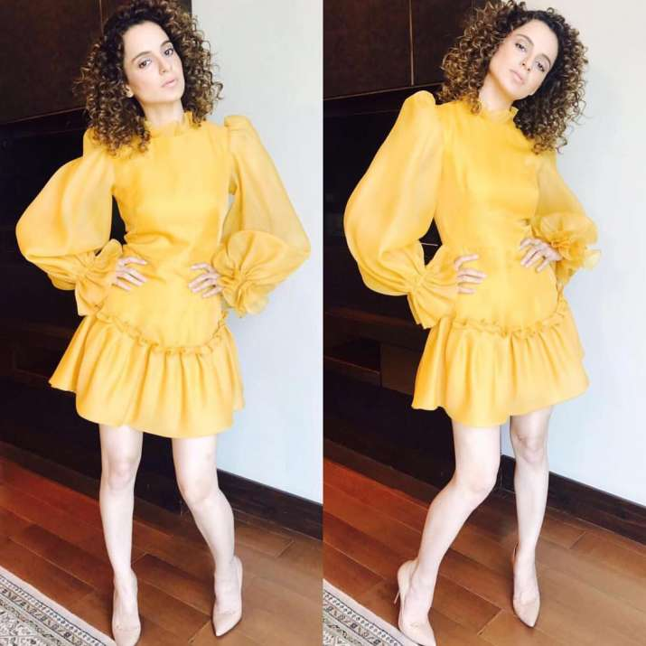 India Tv - Kangana Ranaut in Gauri and Nainika