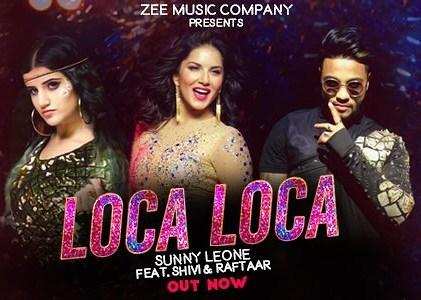 Sunny Leone Loca Loca song
