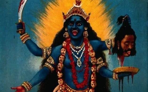 India Tv - Kaal Ratri- Seventh avatar of Goddess Durga