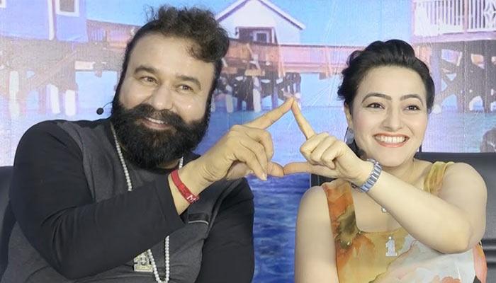 Ram Rahim Singh secretly married to Honeypreet