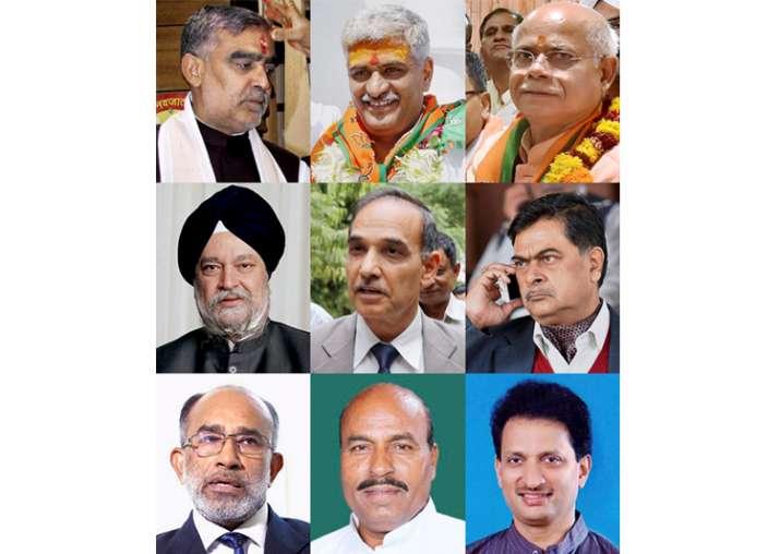 Dedicated party veterans, ex-bureaucrats in PM Modi's