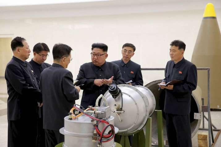 North Korea confirms hydrogen bomb test