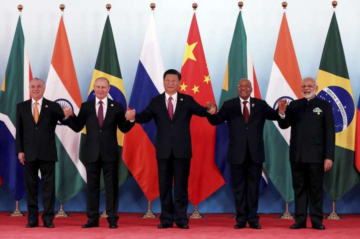 BRICS Xiamen Summit 2017