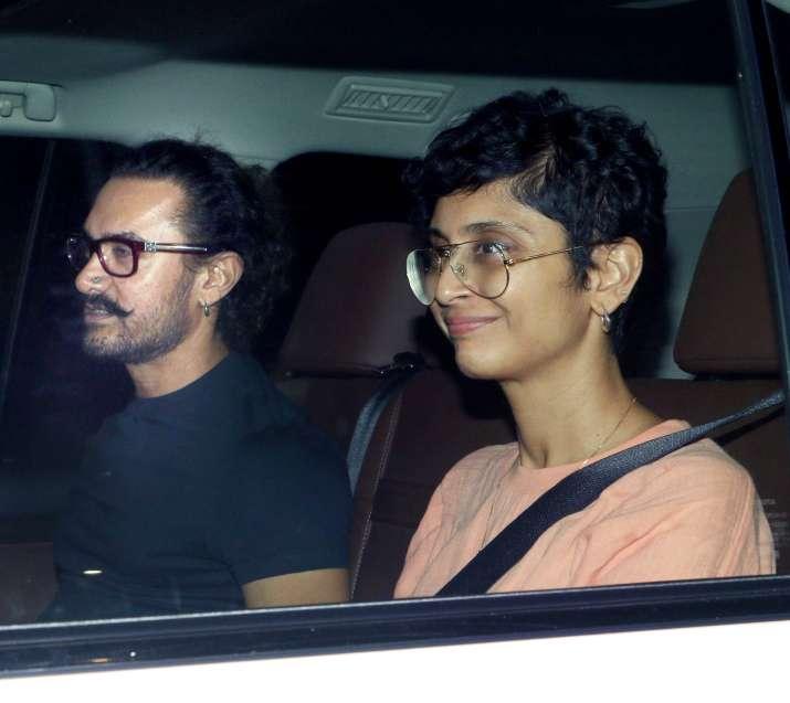 India Tv - Aamir, Kiran