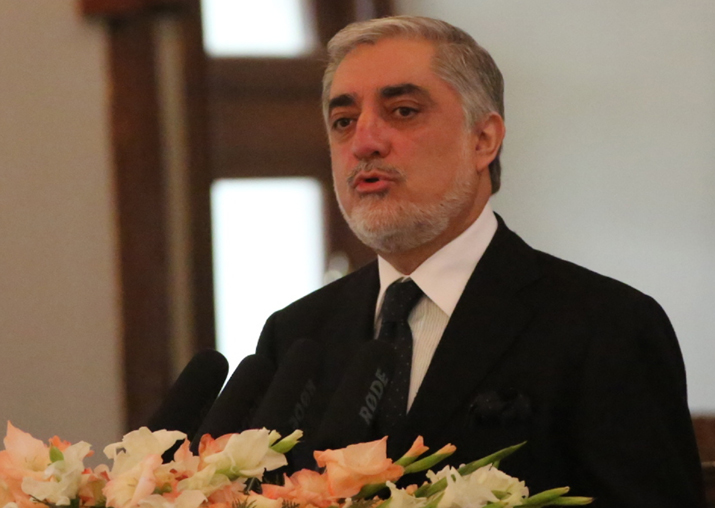 Chief Executive Abdullah Abdullah