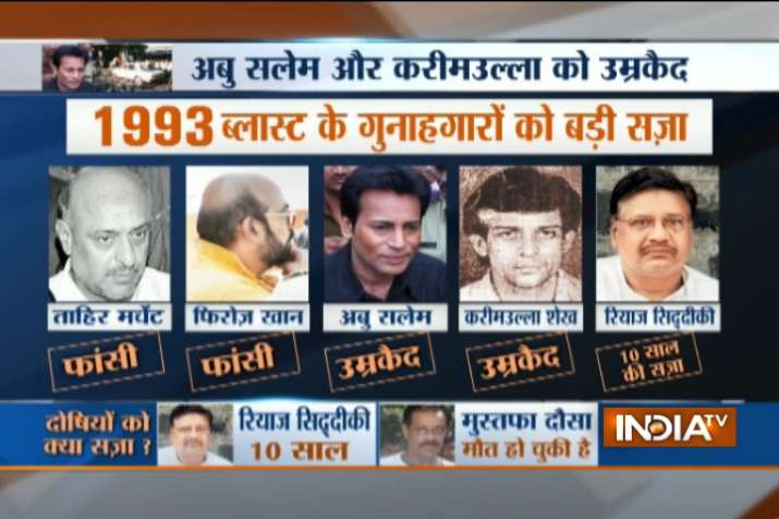 The mammoth trial in the 1993 Mumbai blasts ended Thursday