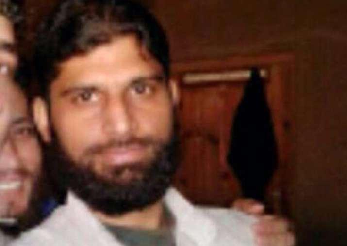 Slain Lashkar commander Abu Ismail