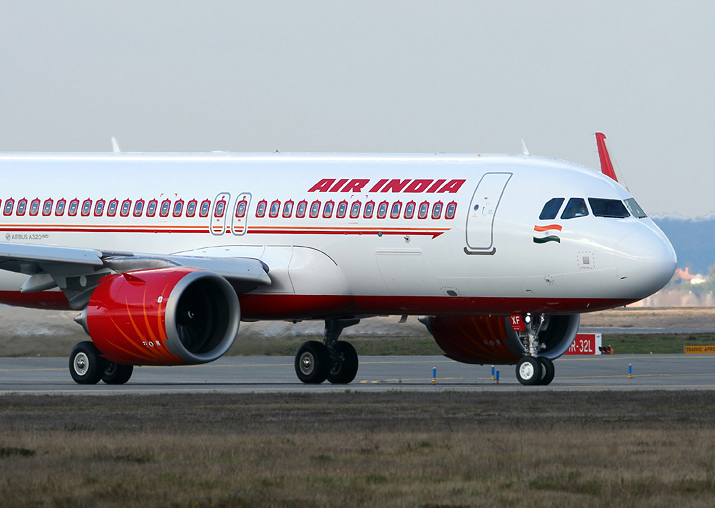 File pic - Air India employees appeal to Nitin Gadkari to