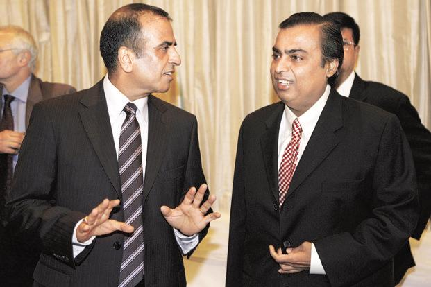 Incumbents like Sunil Mittal led Barti Airtel have bled