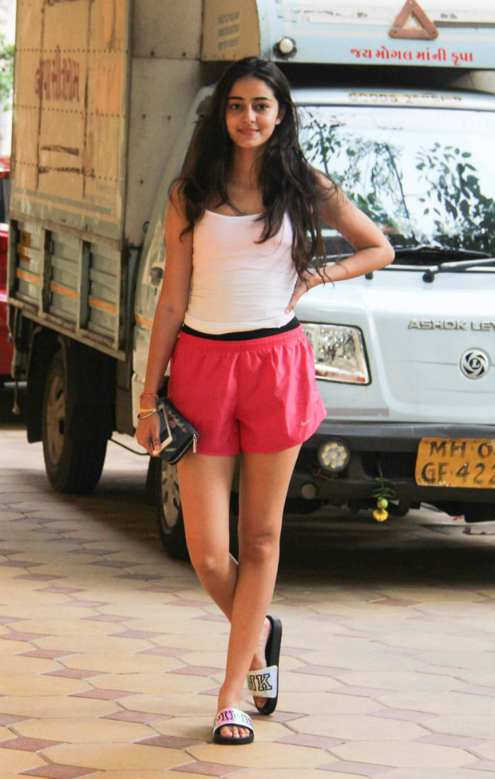India Tv - Star-kid Ananya Pandey