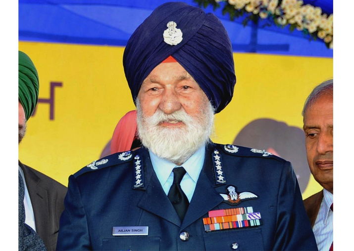 State funeral for Marshal of AIF Arjan Singh tomorrow