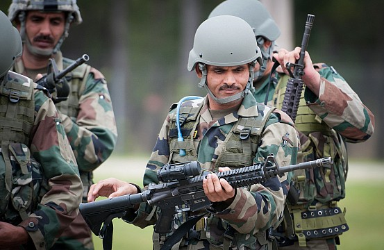 Govt nod for Rs 25,000-crore mega internal security scheme