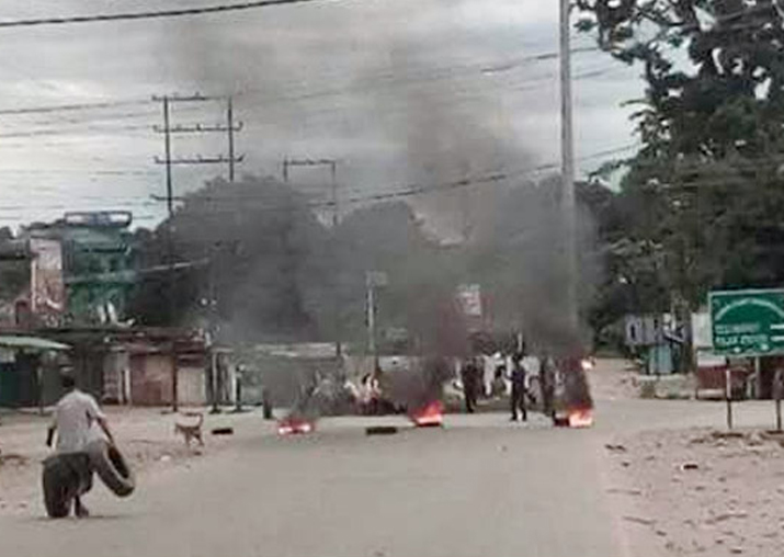 Violence erupts during Arunachal Pradesh bandh call by AAPSU