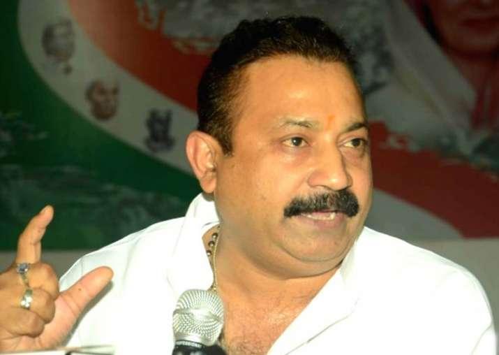 File pic of Bihar Congress chief Ashok Choudhary
