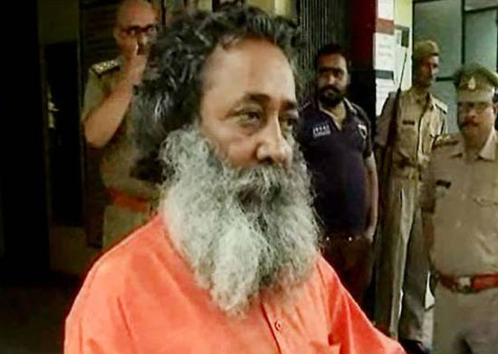 Sitapur: Self-proclaimed godman held for allegedly raping