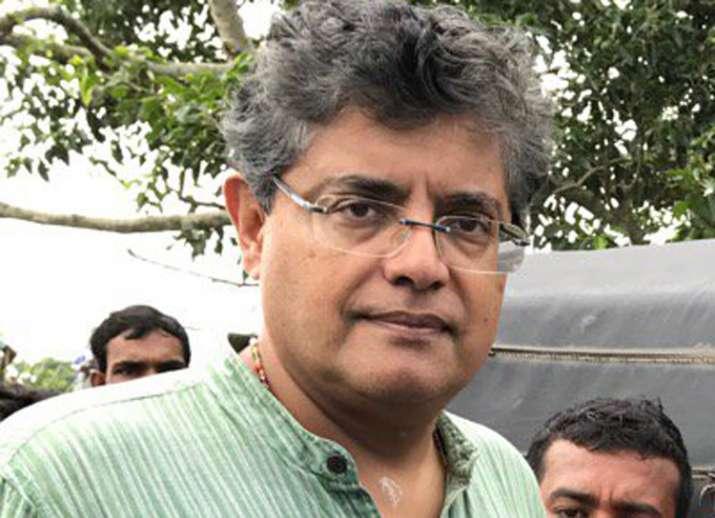 BJD MP Baijayant Jay Panda slams own party workers for