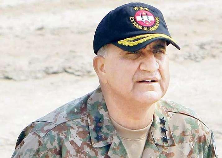 File pic of General Qamar Javed Bajwa