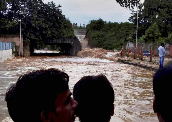 Bhagalpur canal breach: Red-faced, Bihar government orders