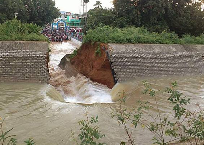Bhagalpur canal breach: Bihar govt says NTPC didn't fulfil