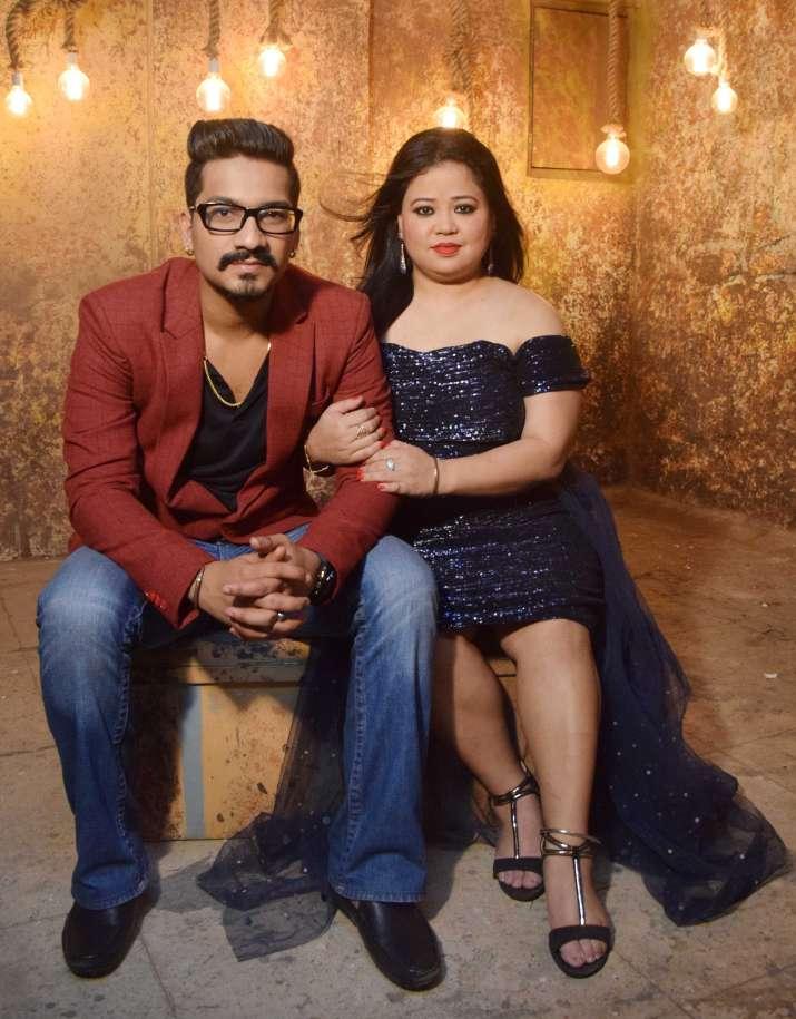 India Tv - bharti harsh