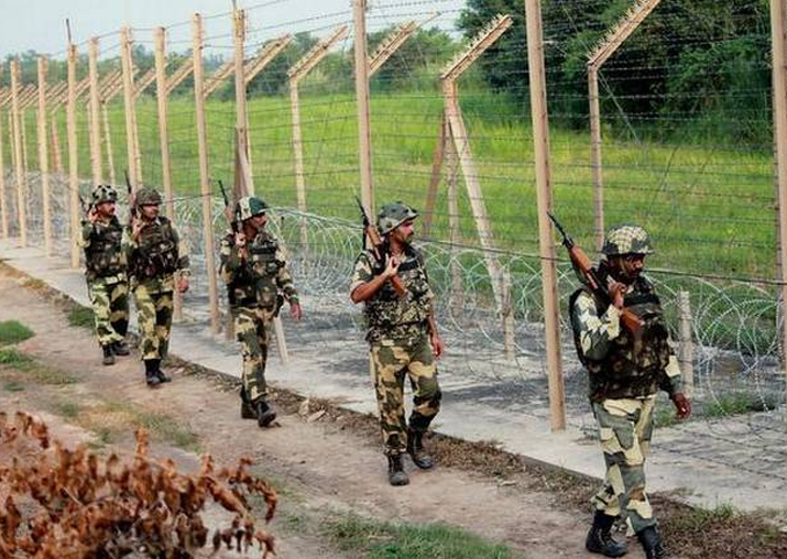 Representational pic - BSF unearths tunnel being dug from