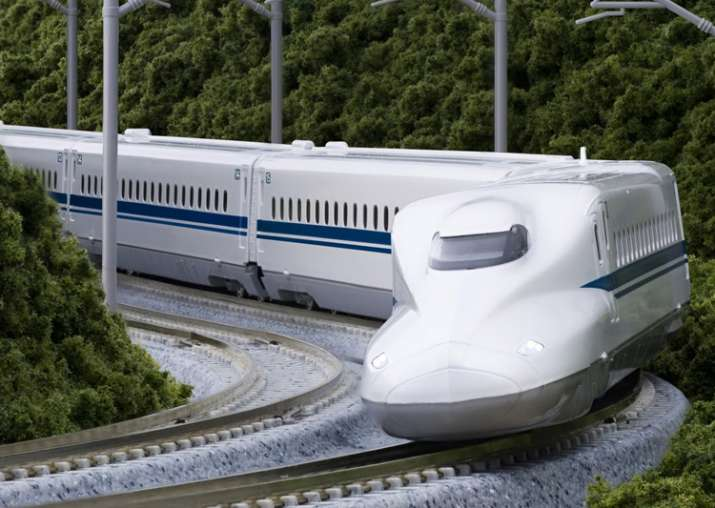 Representational pic - Bullet train project begins in