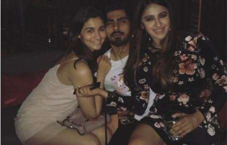 Alia Bhatt's Instagram story shows her chilling with ex
