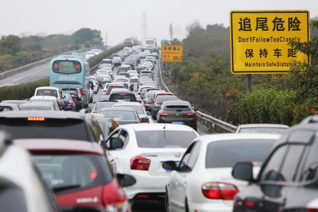 China planning to ban petrol, diesel cars