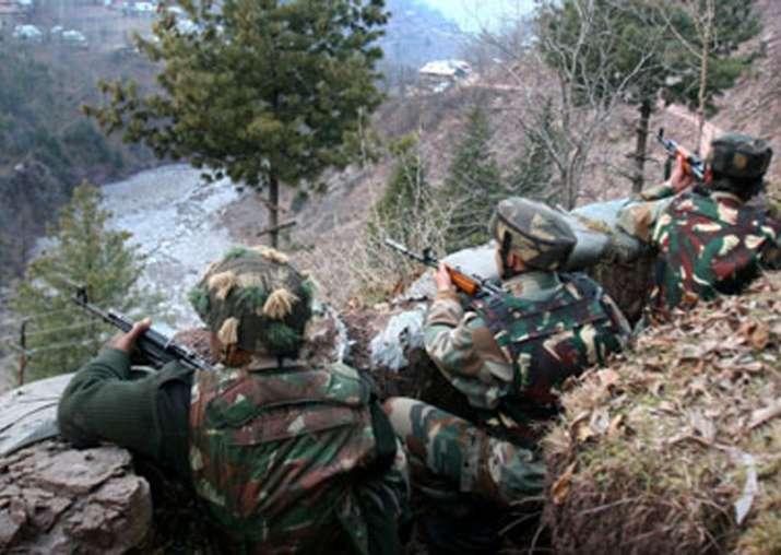 Representational pic - Pakistan violates ceasefire along