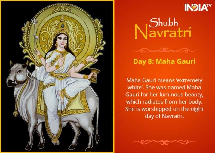 India Tv - Maha Gauri