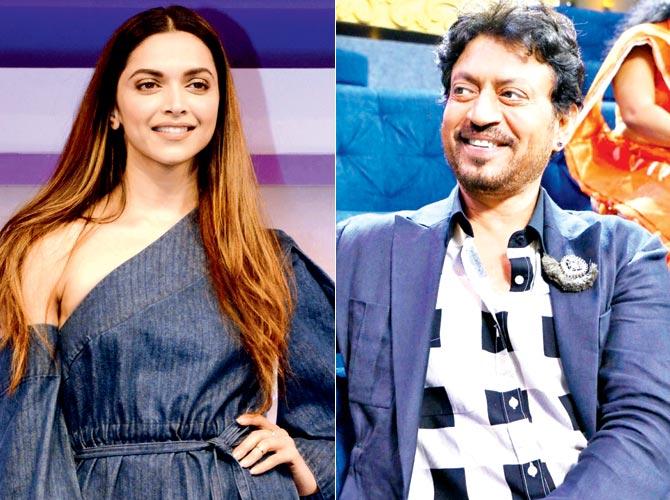 After Piku, Deepika Padukone and Irrfan Khan to star in a