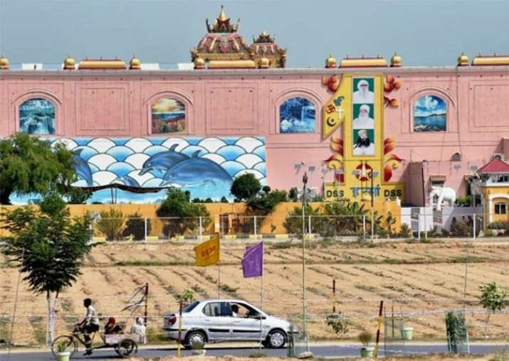 Search operations at headquarters in Sirsa to begin tomorrow