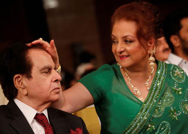 Image result for dilip kumar and saira banu