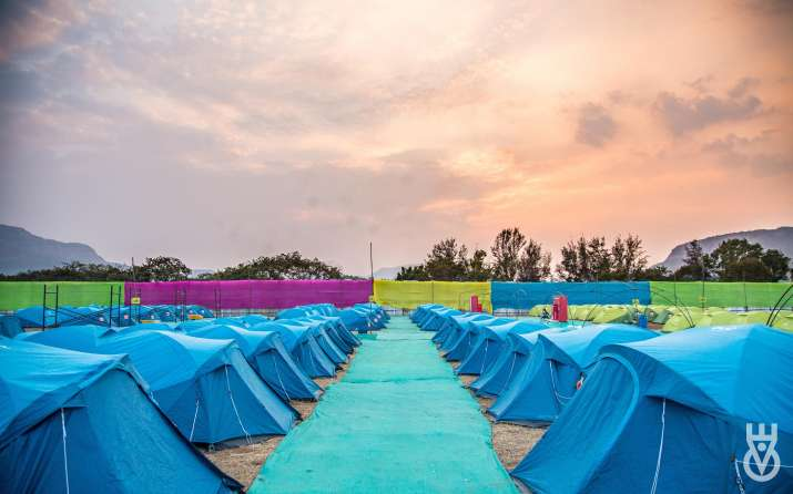 India Tv - India's largest music camping festival will be held at Aamby Valley