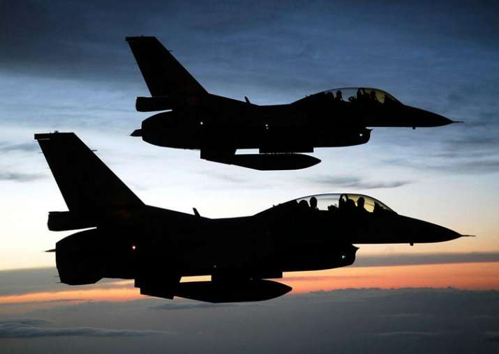 Representational pic - US supports sale of F-16, F-18 jets