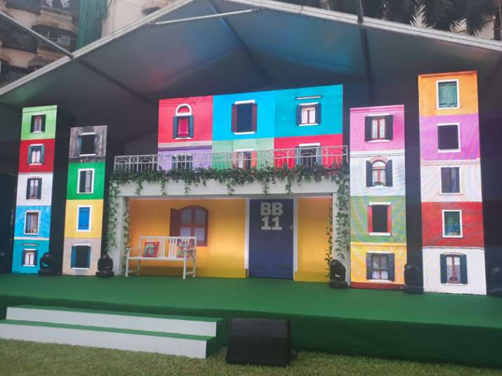 India Tv - Bigg Boss 11 house