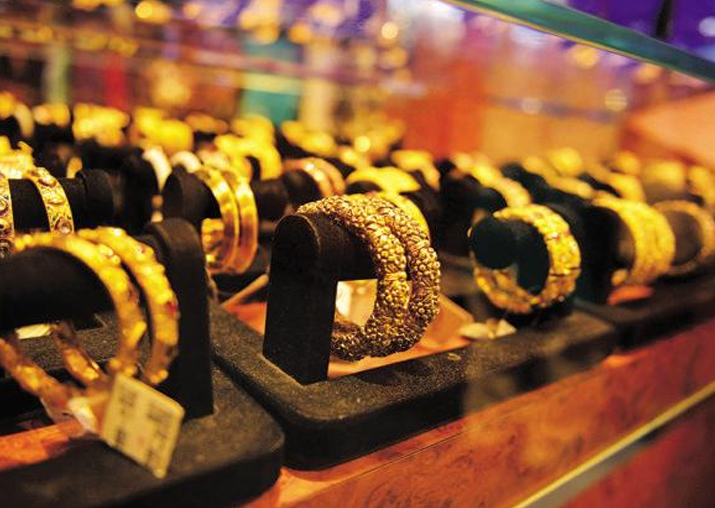 Representational pic - Gold climbs Rs 150 to Rs 30,750 per