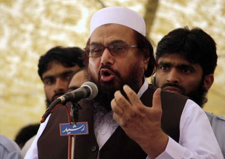 Pakistan Election Commission rejects application of Hafiz