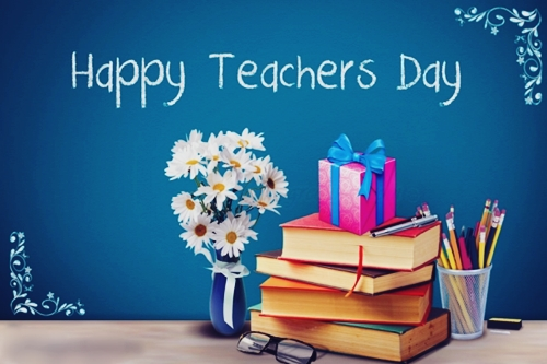 India Tv - Teacher's Day 2017 Images