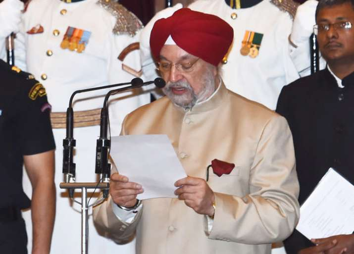 Hardeep Puri: Journey from diplomacy to government