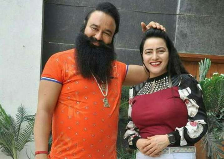 Honeypreet tops list of Haryana's 'Most Wanted'